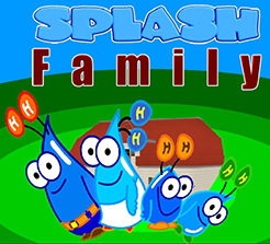 family splash